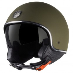 Casque Astone MINIJET 66 Matt Army