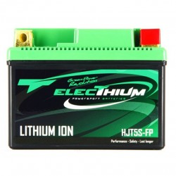 Batterie Lithium Electhium HJTZ5S-FP / YTZ5S-BS 1.6 Ah 12 Volts