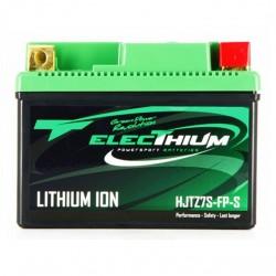 Batterie Lithium Electhium HJTZ7S-FP-S / YTZ7S-BS 2.4 Ah 12 Volts