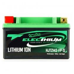 Batterie Lithium Electhium HJTZ14S-FP-S / YTZ14S-BS 4.5 Ah 12 Volts