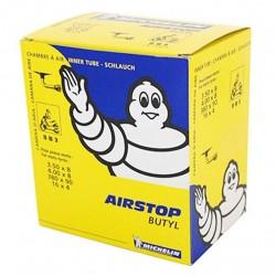 Chambre à Air 4.00-8 Michelin 8B3 Valve Coudée 90°