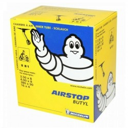 Chambre à Air 4.00-8 Michelin 8B1 Valve Coudée 150°